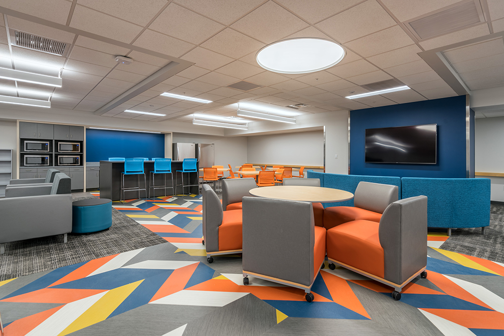 UF Graduate and Professional Student Lounges