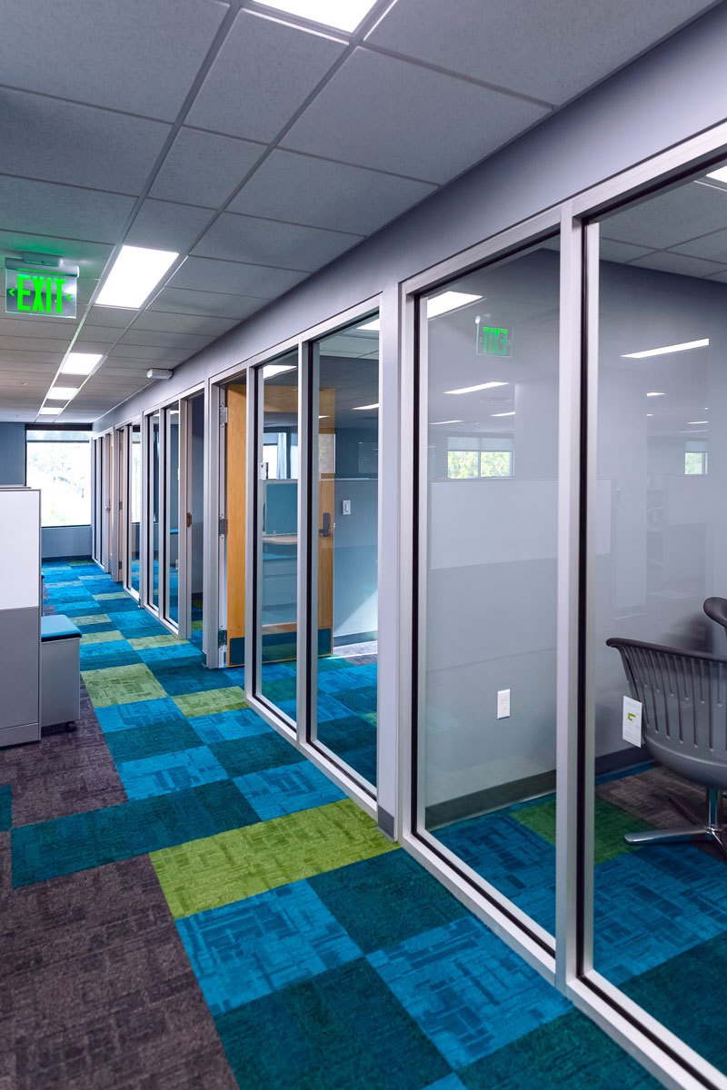 Ayers Build Out For Uf Information Technology Walker Architects