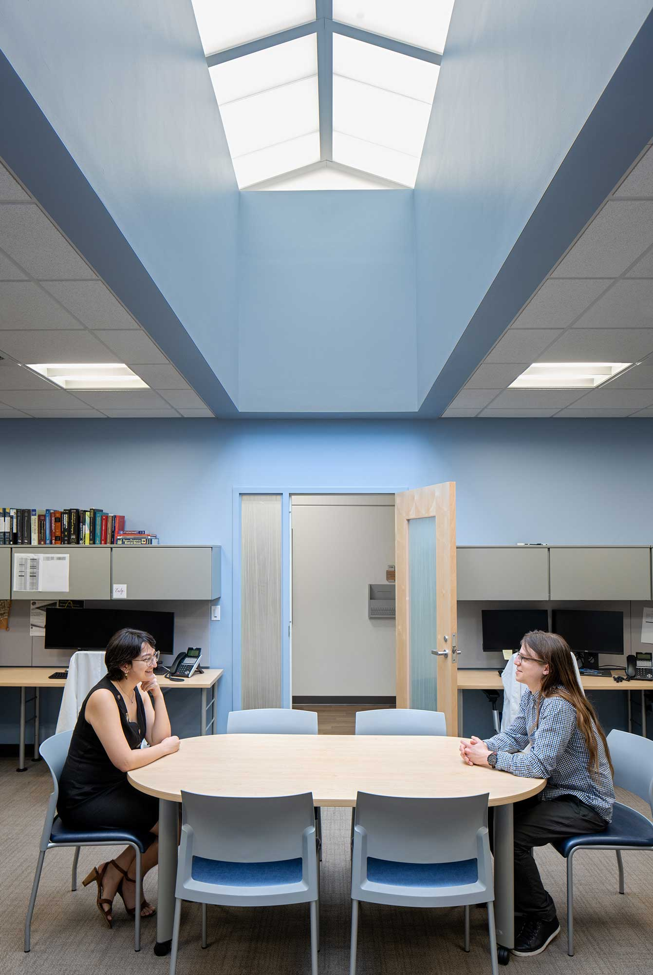 Fixel-Institute—Fellows-Room