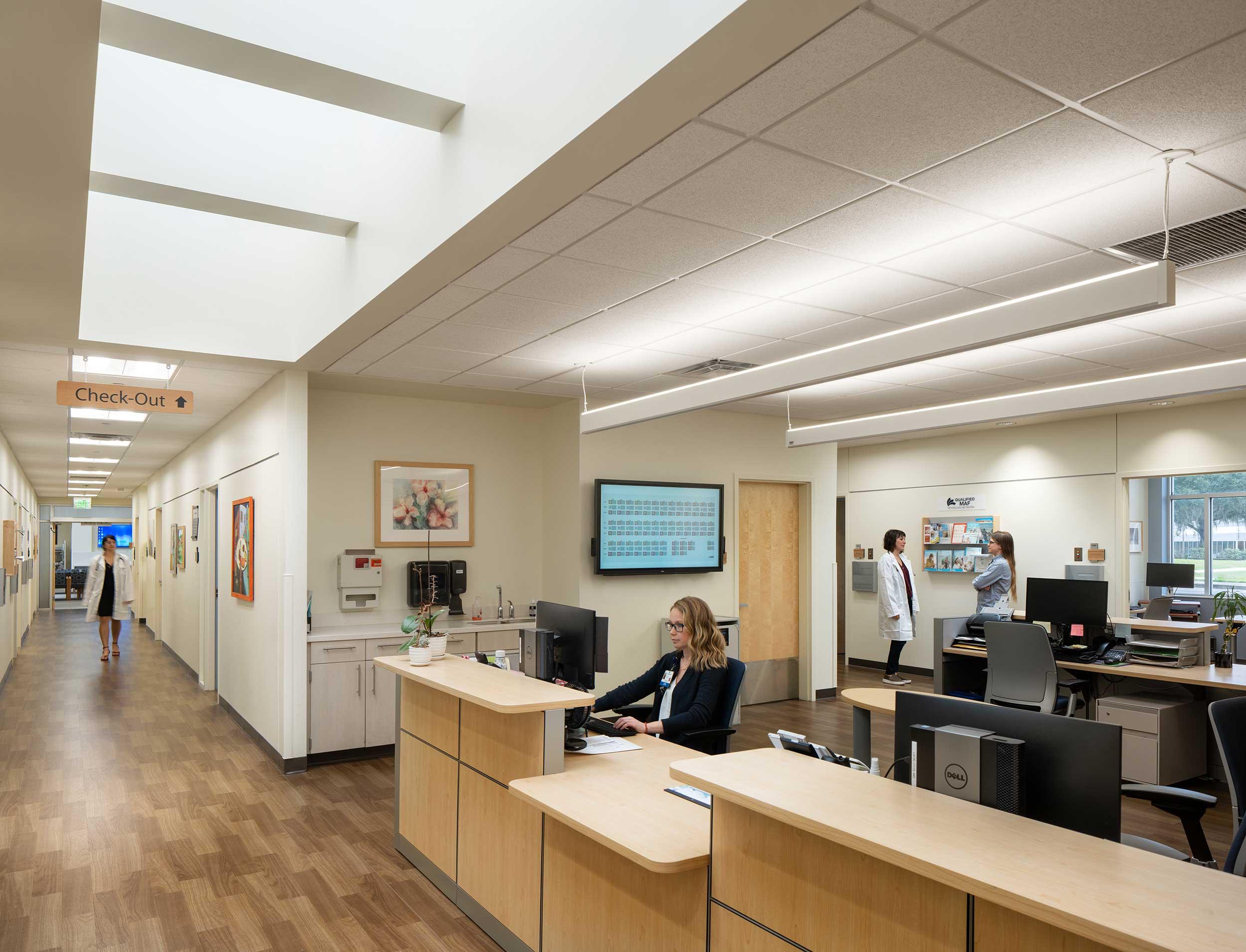 Fixel-Institute—Nurses-Station
